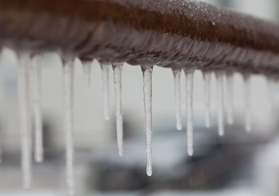 How to prevent and deal with frozen pipes   The Independent