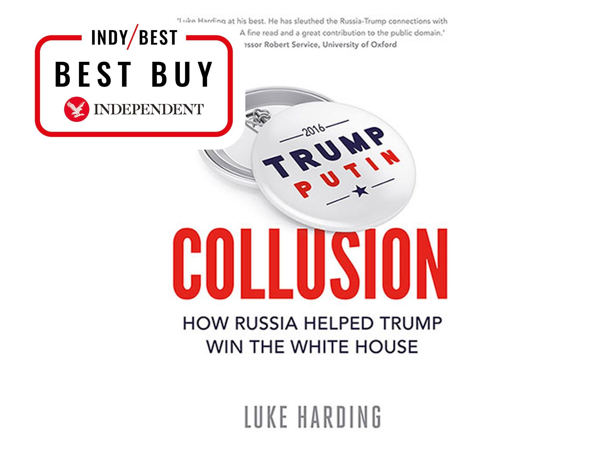 a0b7456b03f0 10 best books on the Donald Trump presidency   The Independent