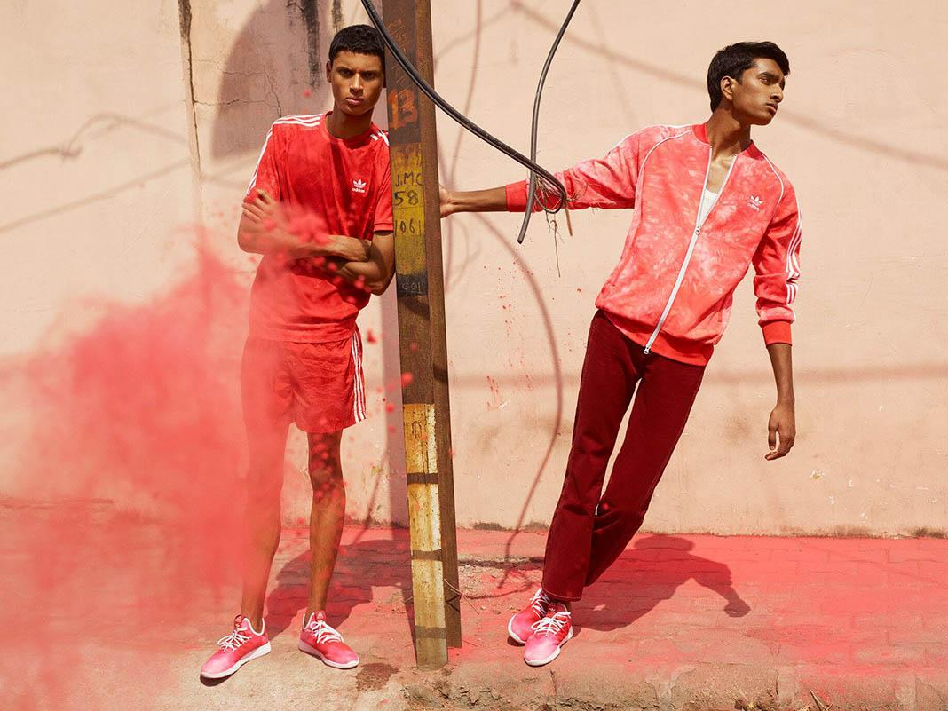 184c745e133 Pharrell Williams and Adidas accused of cultural appropriation with ...