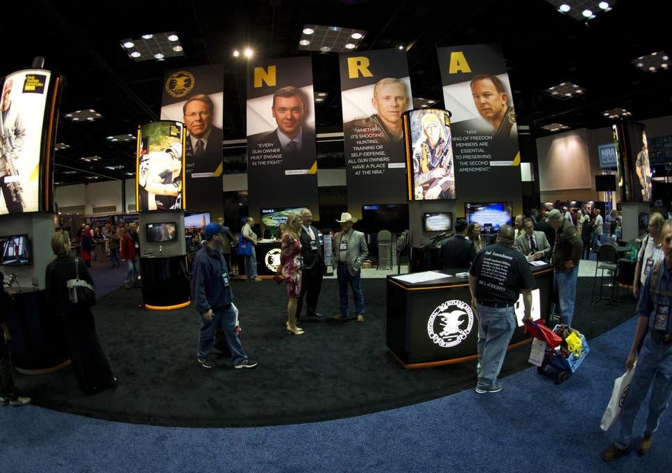 Gun injuries decrease 20% during NRA conferences, study