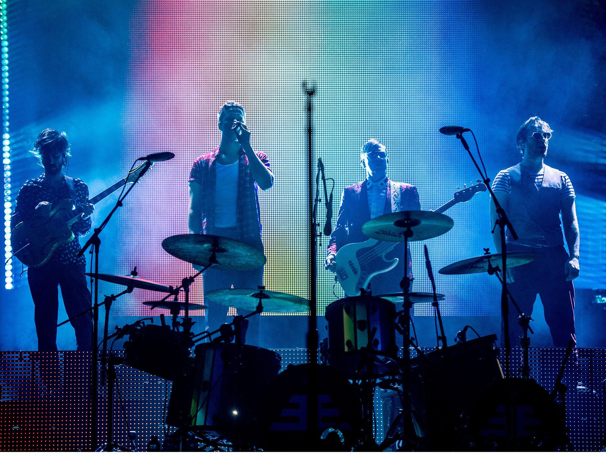 imagine dragons dating The last time imagine dragons came to hong kong, the tour that brought them ' radioactive' hitmakers imagine dragons raise their game.
