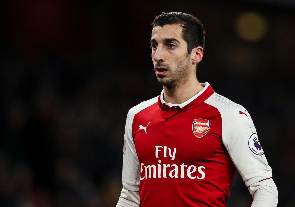 Image result for mkhitaryan
