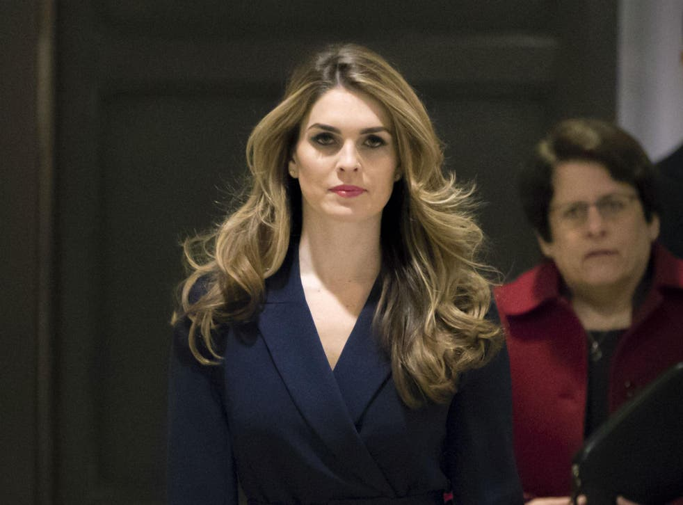 Hope Hicks expected to leave her post as White House communications director at some point over the next few weeks