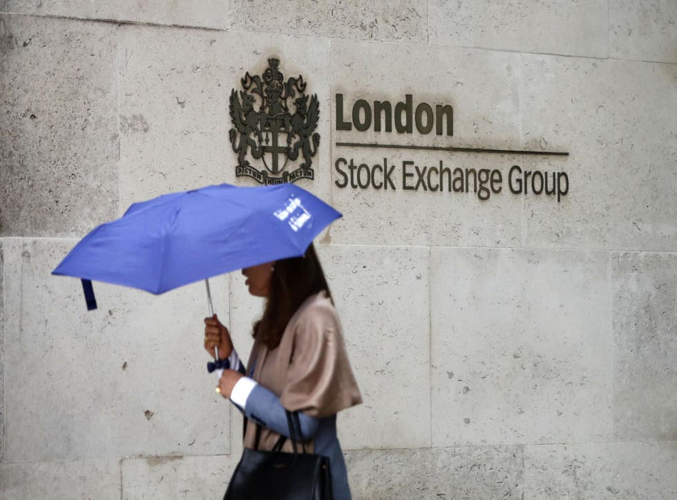 The LSE saw revenues jump by 17 per cent