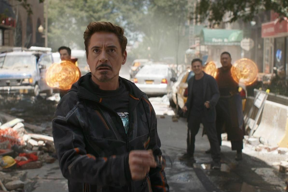 Infinity War Release Date Moved Forward