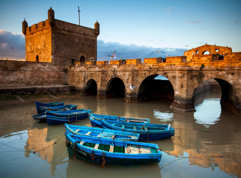 Essaouira is Morocco's laid-back Atlantic coast outpost