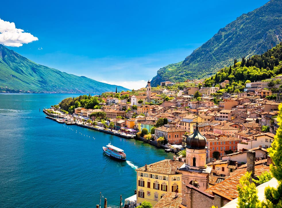 <p>A week at a hotel in Lake Garda, Italy cost a quarter of the equivalent in the UK's Lake District </p>