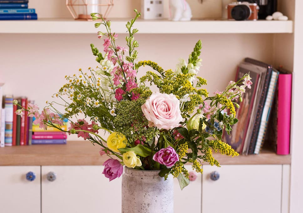 15 best Mother's Day flowers | The Independent Small Gl Flower Vases Uk on small flower trees, small flower dishes, small jugs, small colorful flowers, small rose bouquets for bridesmaids, small flower art, small japanese, small flower decor, small flower cards, small red flowers, small vase arrangements, small flower plates, small flower beds, small vase centerpieces, small flower curtains, small flower arrangements, small flower holders, small flower bouquets, small green vase, small flower stencils,
