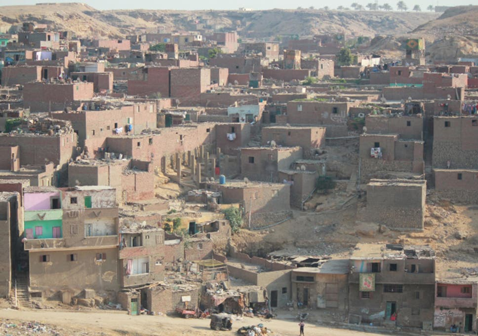 causes of poverty in egypt
