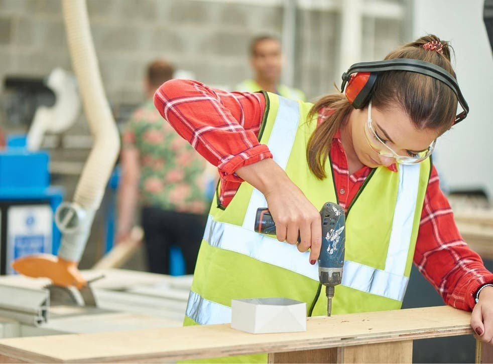 Campaigners warn young women are being pushed into lower quality and less well-paid apprenticeships which have fewer opportunities to progress and carry on earning less than male counterparts for years after completing their apprenticeship