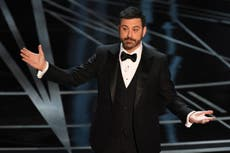 Jimmy Kimmel apologises for jokes about Melania Trump and Sean Hannity