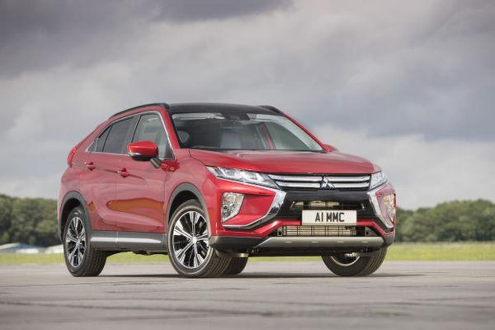 Car review mitsubishi eclipse cross the independent car review mitsubishi eclipse cross fandeluxe Gallery