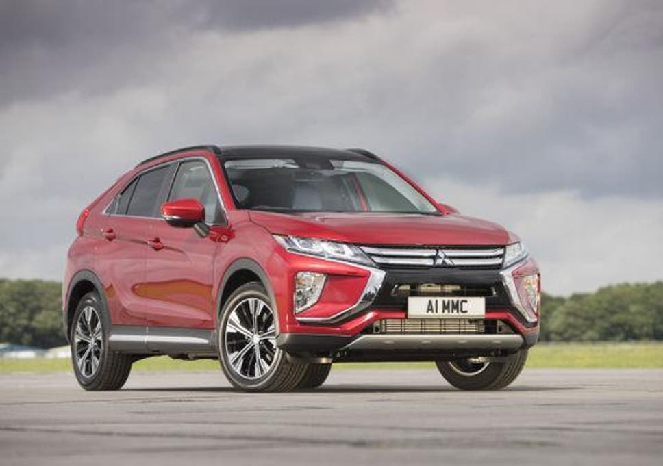 Car review mitsubishi eclipse cross the independent car review mitsubishi eclipse cross fandeluxe Image collections