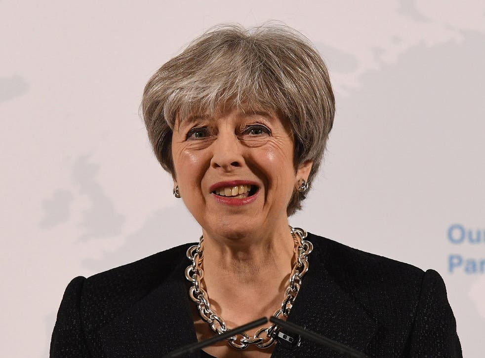 'I am not daft, Angela and Emmanuel. I know we have to pay a price for leaving the EU, but help me sell it to my people'