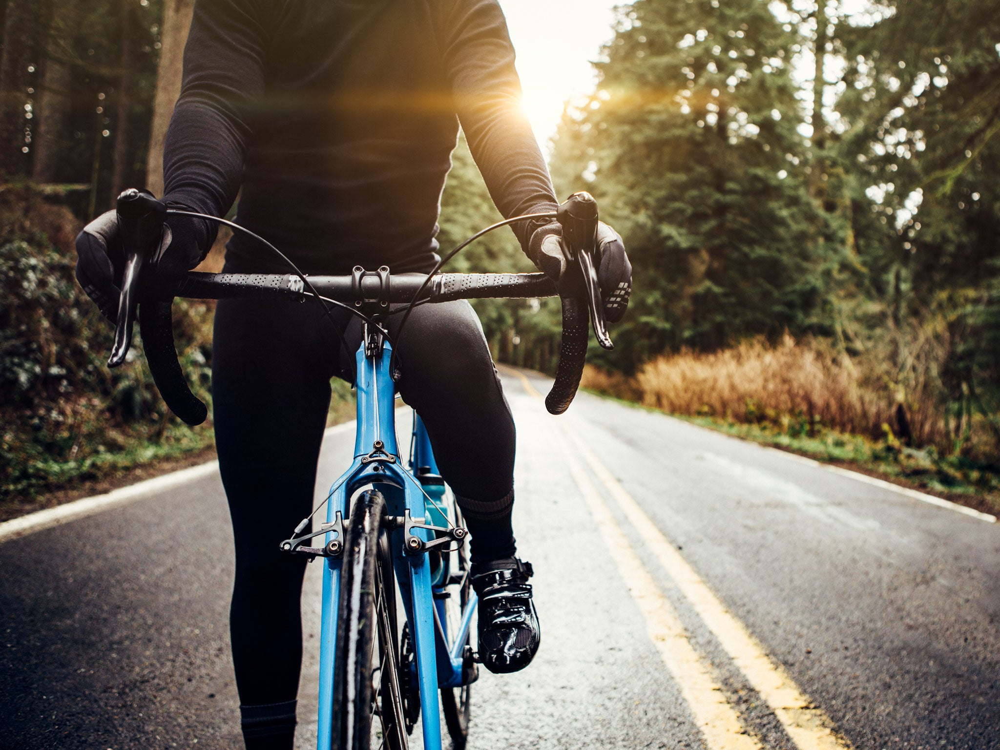 Cycling can keep you young in wide-ranging ways, study finds
