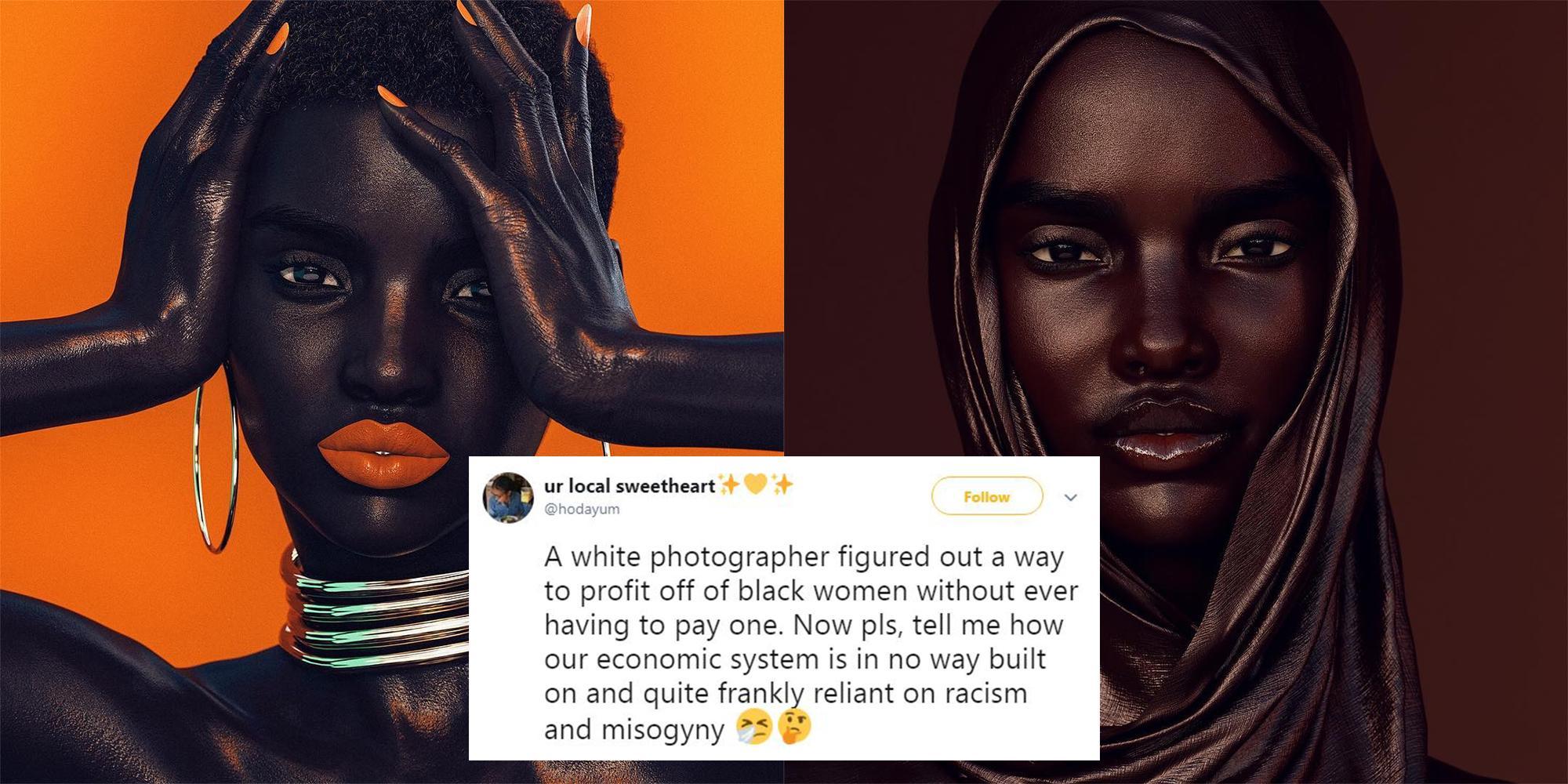 Black Girl Fucks Two Guys