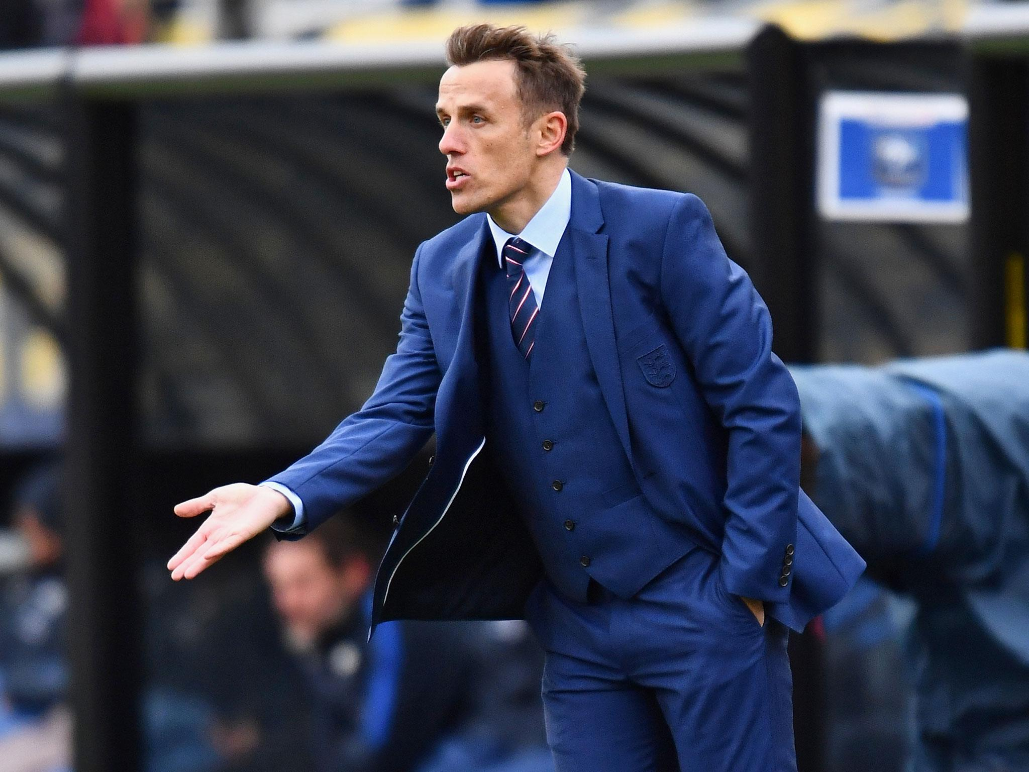 Phil Neville has chance to build upon impressive start to life as England manager