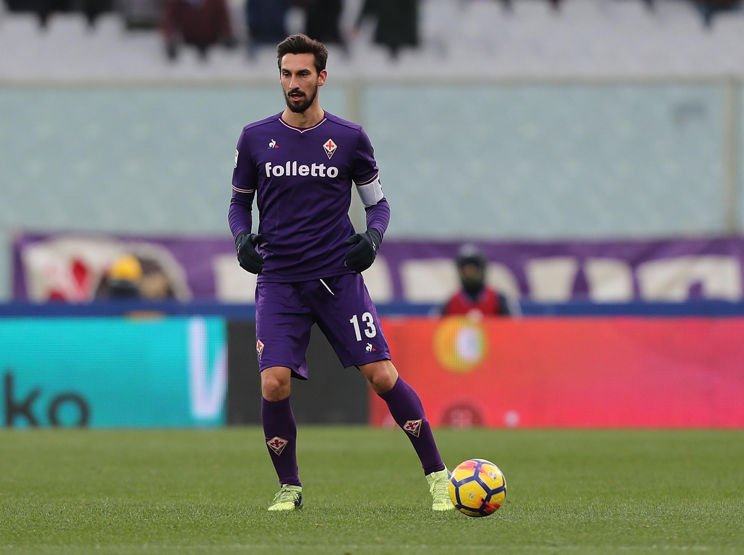 Davide Astori dead: Fiorentina captain and Italy international found dead in hotel room, aged 31