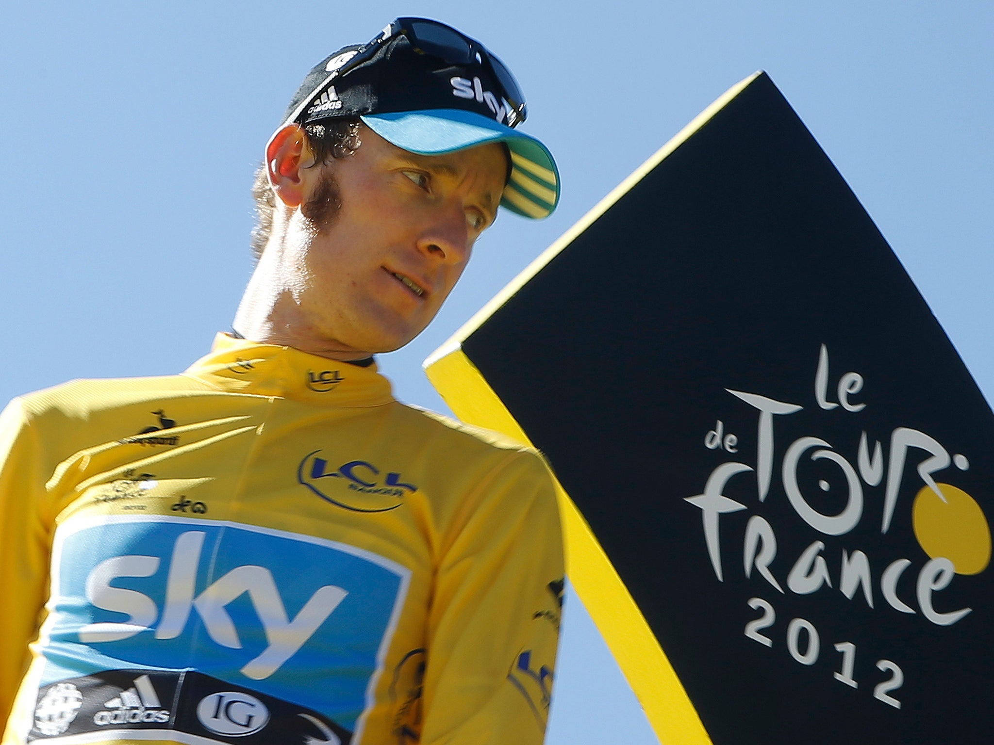 Bradley Wiggins used banned performance enhancing corticosteroid Ciclistas británicos ...
