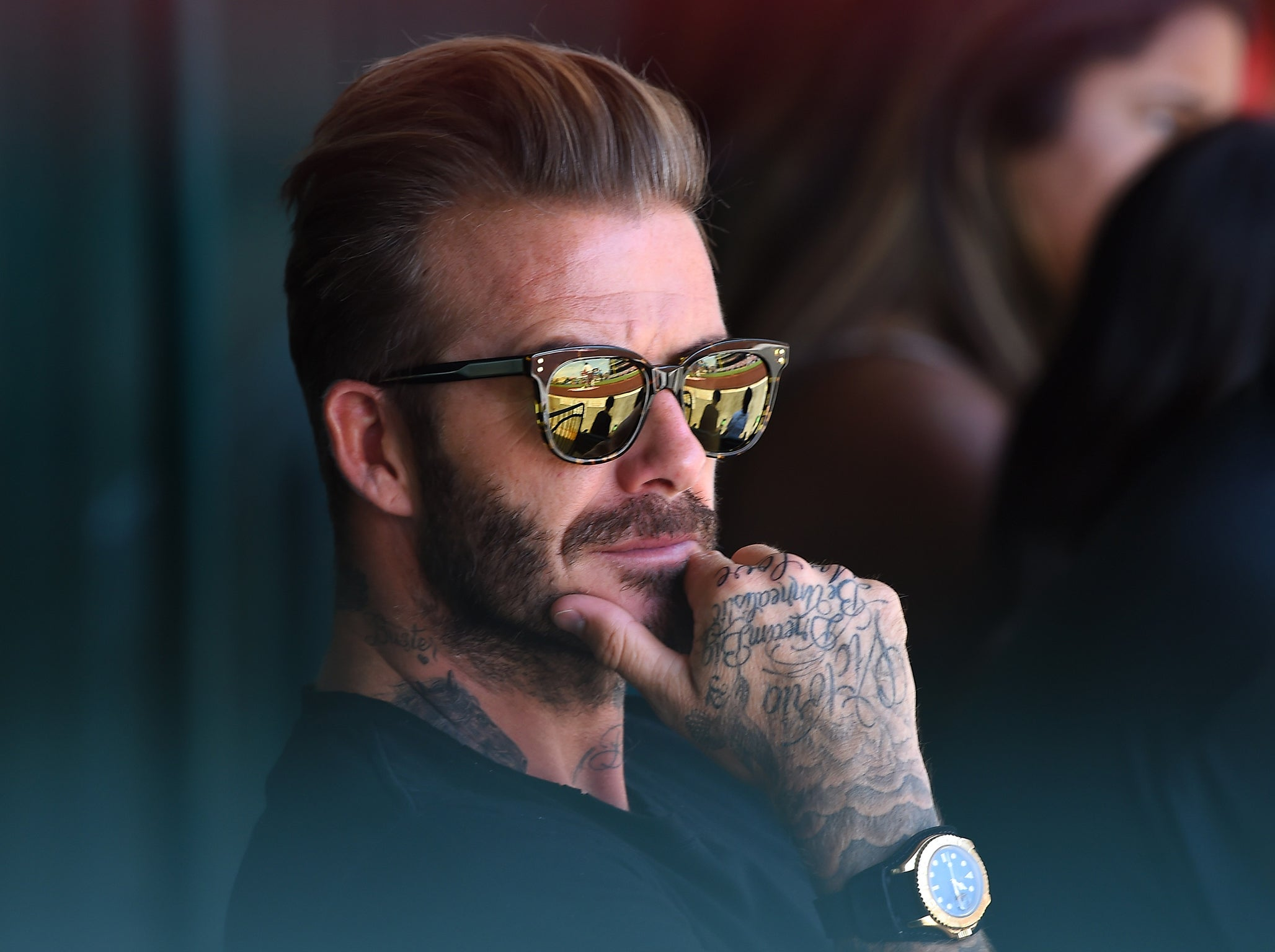David Beckham Set To Join Class Of 92 As Owner At Non League Salford