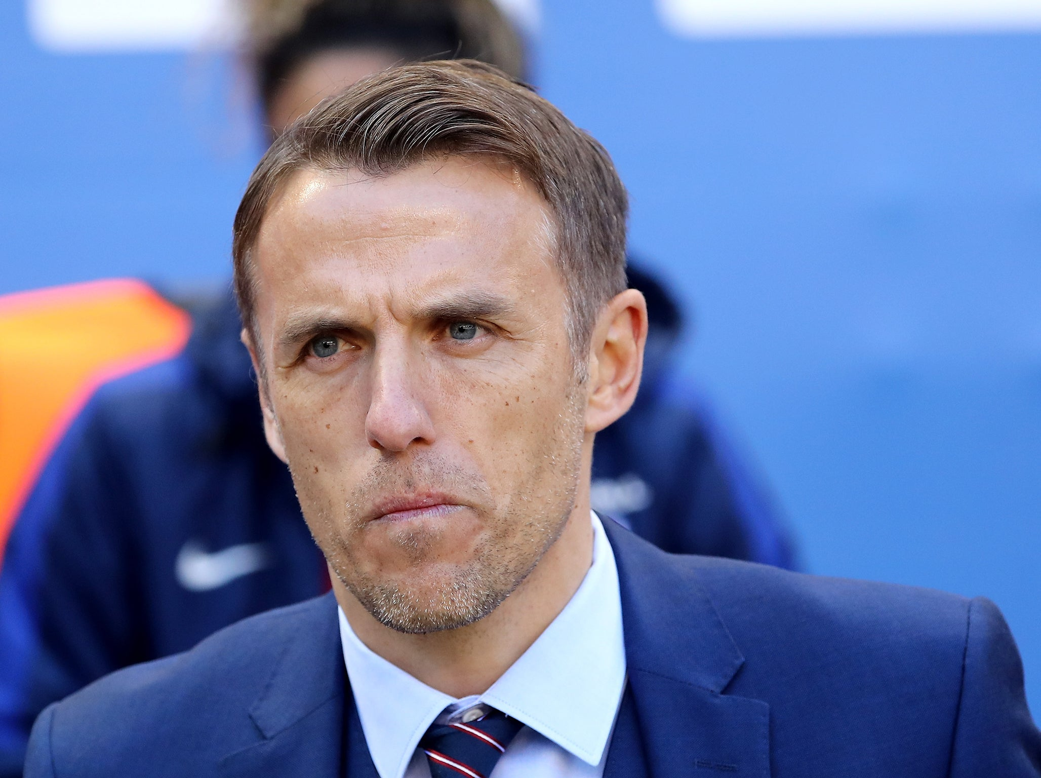 David Beckham helps inspire Phil Neville's England to impressive draw with Germany in SheBelieves Cup