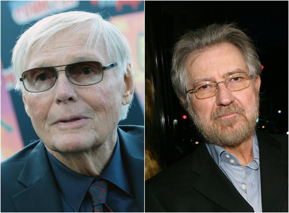 Adam West and Tobe Hooper, who were both omitted from the Oscars 'In Memoriam'