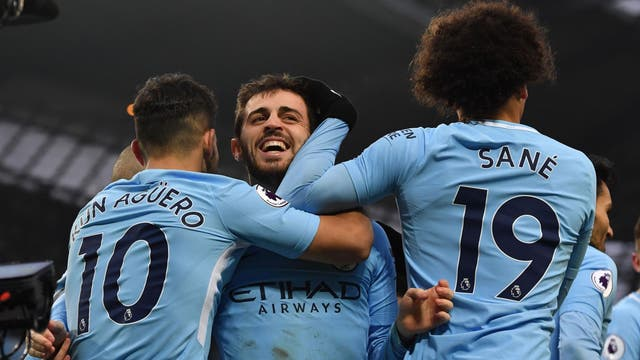 Which historic Premier League teams come closest to this Manchester City side?