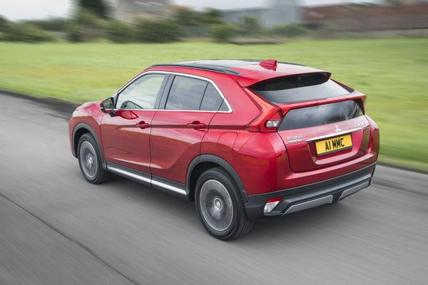 Car review mitsubishi eclipse cross the independent get fandeluxe Gallery