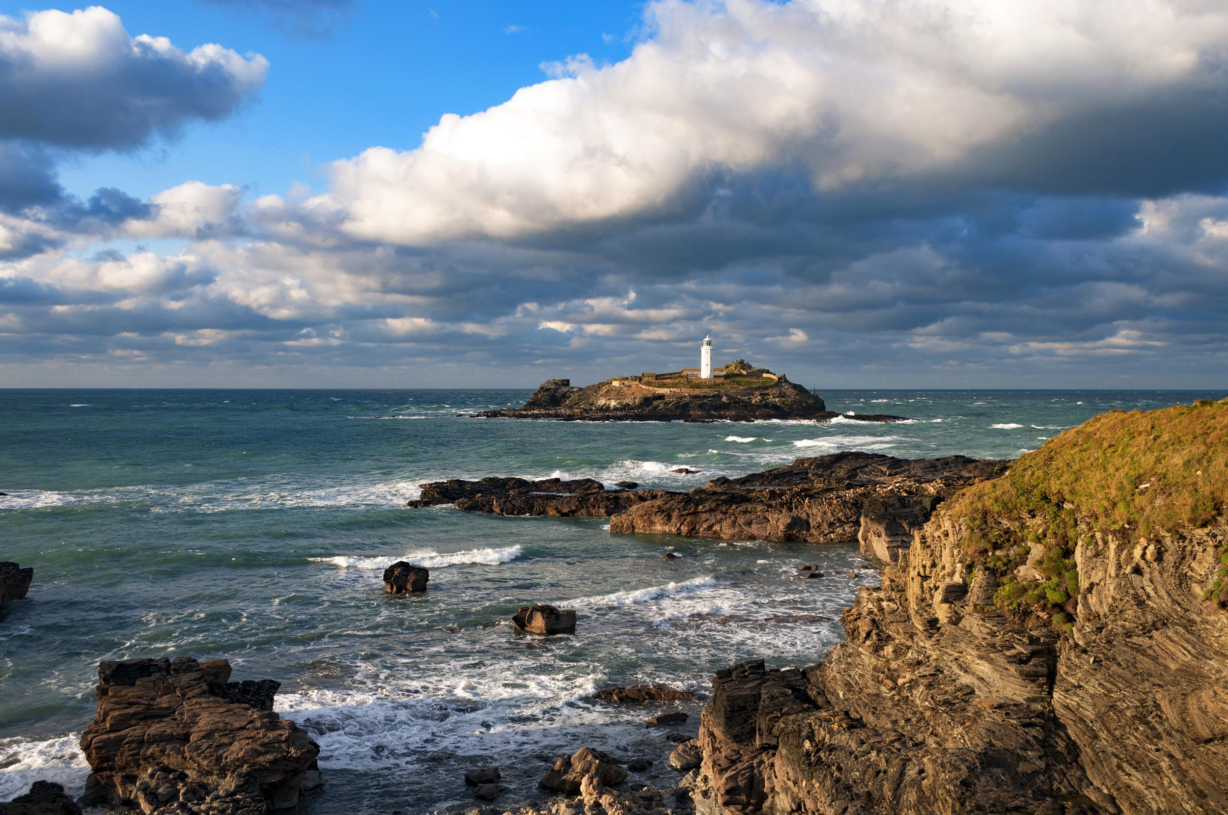 Back to the lighthouse: In search of Virginia Woolf's lost Eden in Cornwall