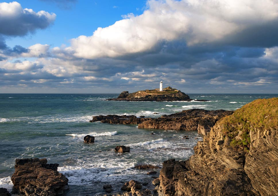 Back To The Lighthouse In Search Of Virginia Woolfs Lost Eden In  The Modernist Pioneer Once Spent Her Summers In St Ives Home Of The  Godrevy Lighthouse