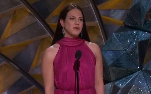A Fantastic Woman took home the gong for Best Foreign Language Film