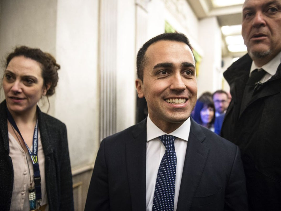 Italy's populist coalition government poses new threat to eurozone