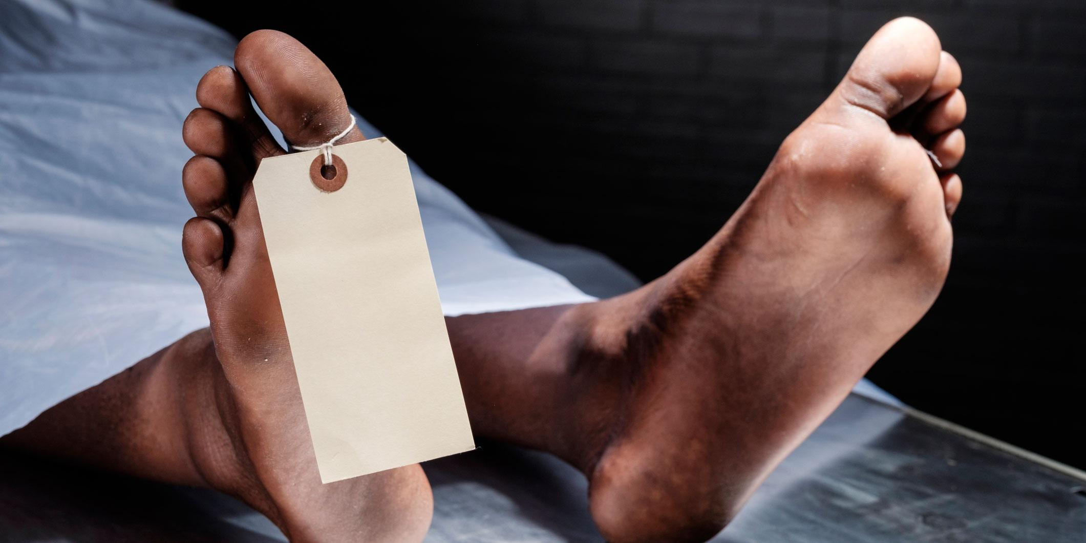 Man declared dead wakes up moments before autopsy