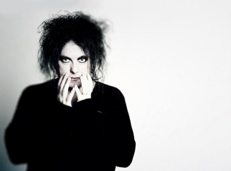 Robert Smith has curated the 25th edition of Meltdown festival (photo Andy Veila)