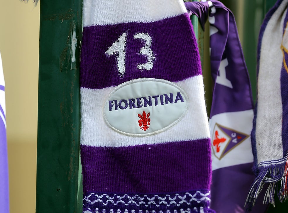 Fiorentina And Cagliari To Retire Number 13 Shirt Worn By Davide Astori The Independent The Independent