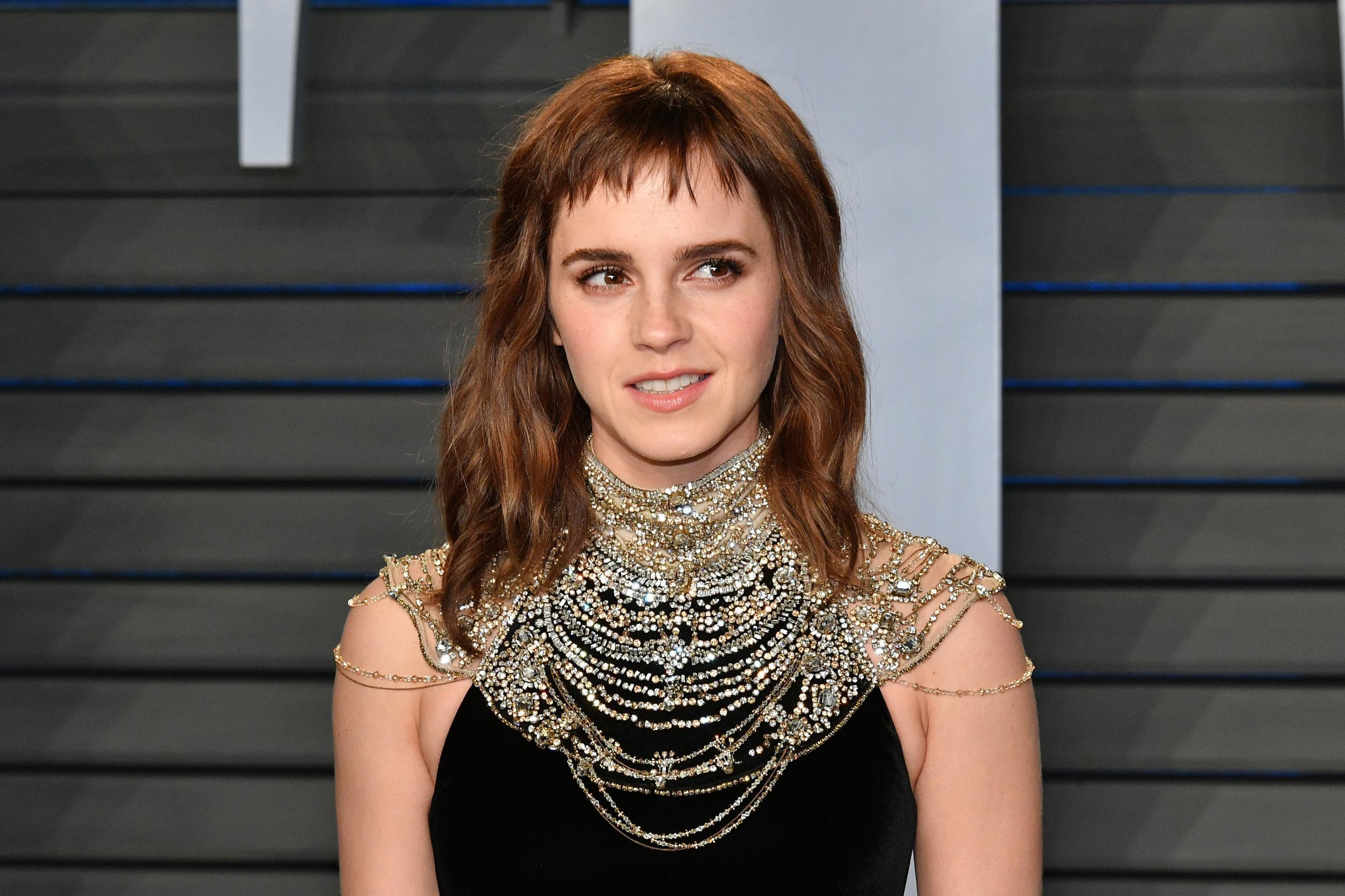 emma watson's 'time's up tattoo' has an obvious typo | the independent