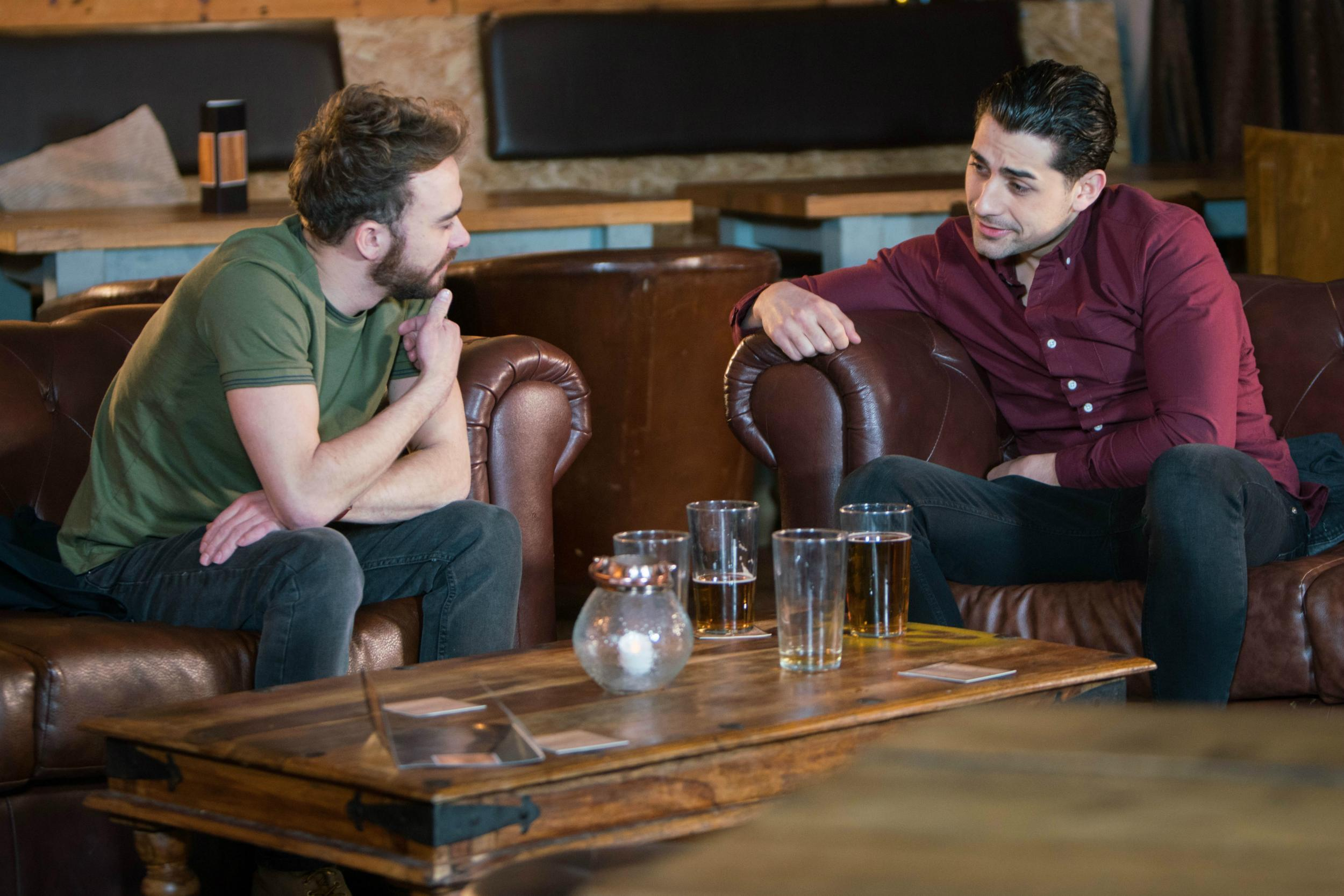 from Eden coronation street gay storyline
