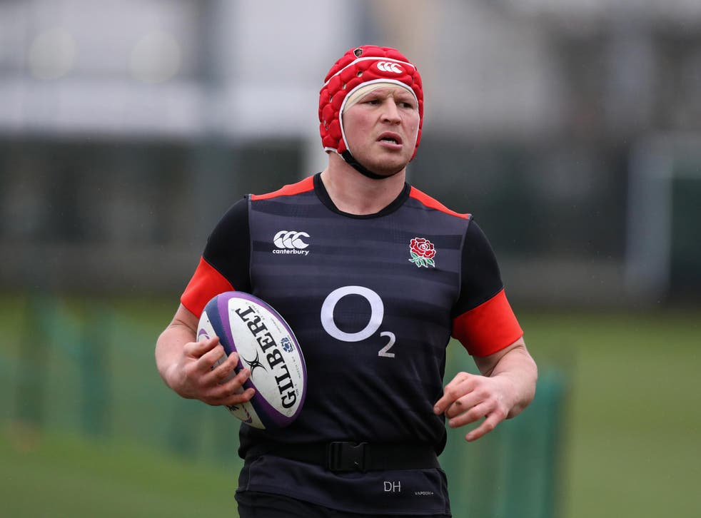 Hartley will be monitored everyday with the injury