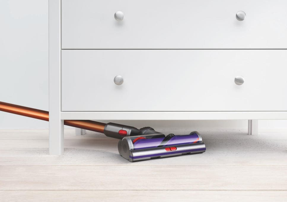 Dyson says it is no longer making plug-in vacuums as it ... on