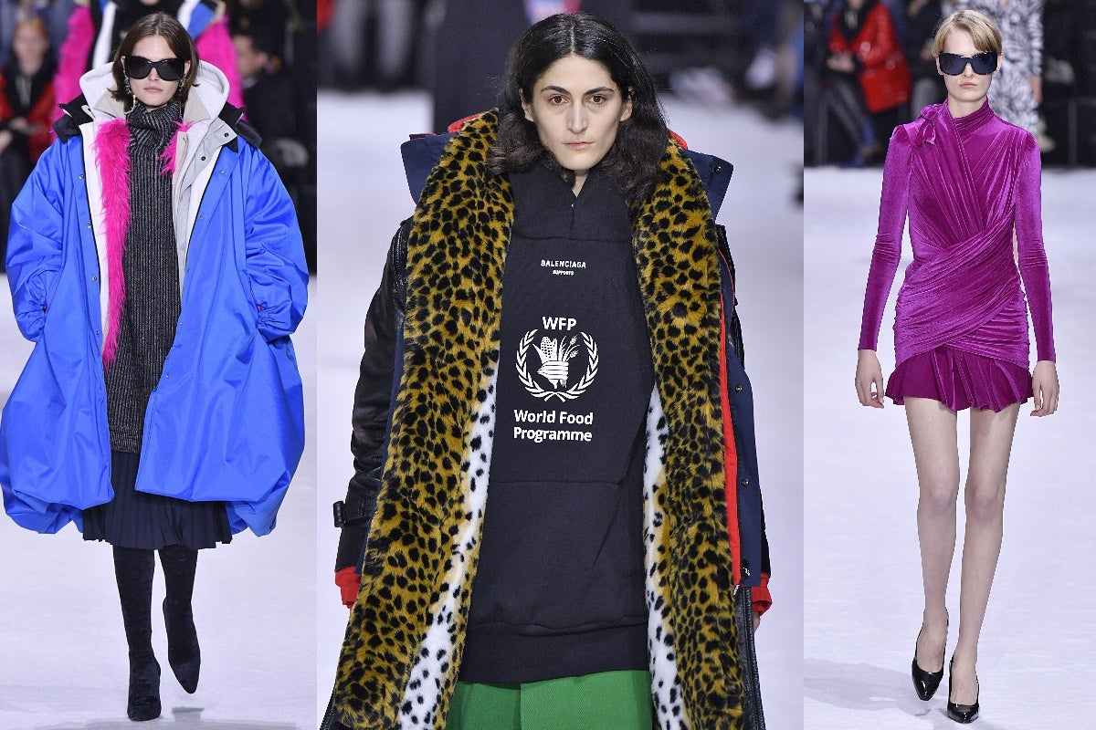 Despite appearances, fashion is not out to confuse you
