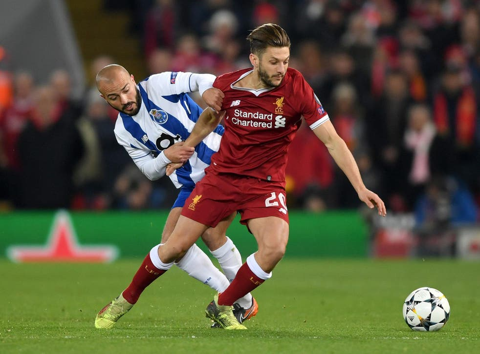 Adam Lallana showed what he can add to Liverpool's attack