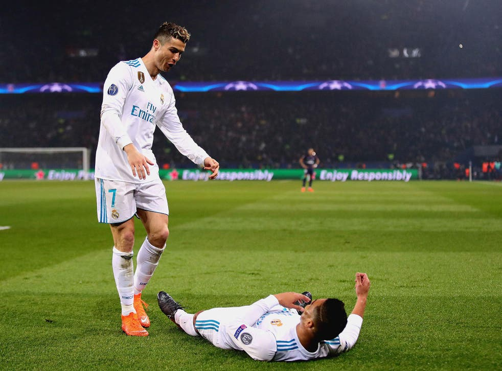 Real Madrid's big-game experience proved to be too much for PSG
