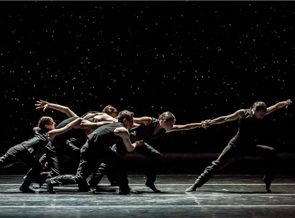 The company is much more contemporary than classical, with a focus on new works and collaborations