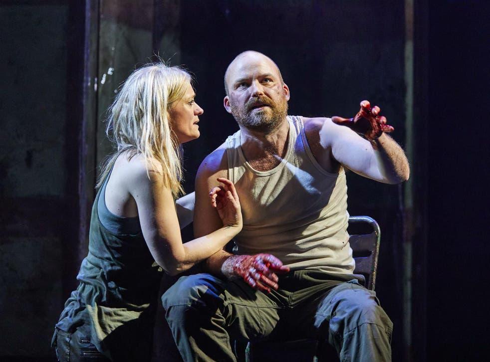 Duff's Lady Macbeth is focused and flinty, Kinnear's Macbeth tough and blokey