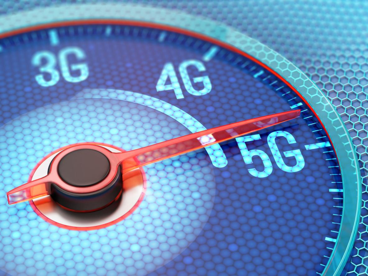 5G incoming