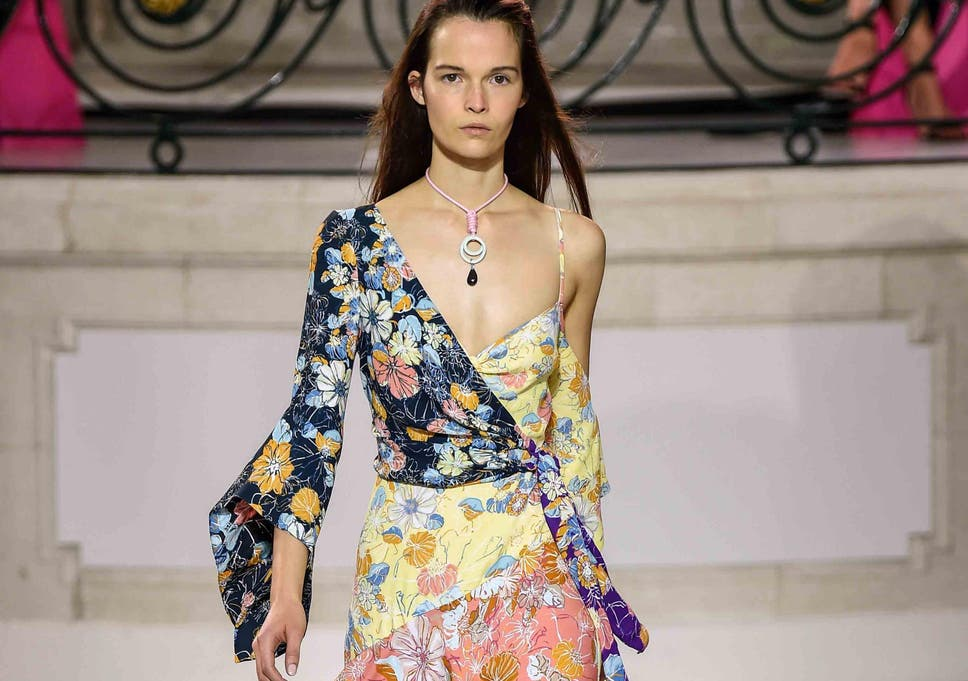 50fb4c28 Patchwork petals: The new way to wear florals for spring   The ...