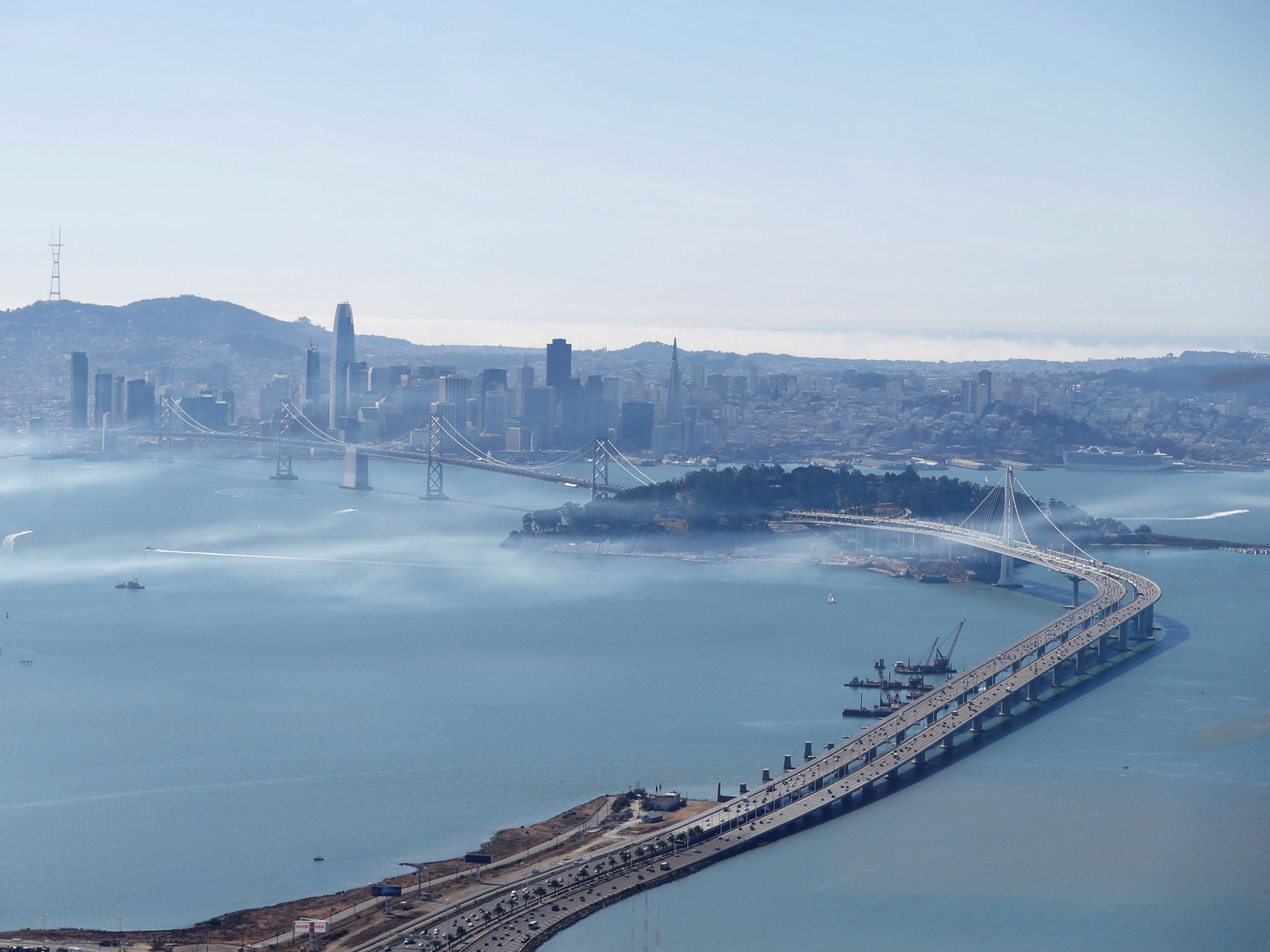 Sea level rise could be even worse for San Francisco than previously thought