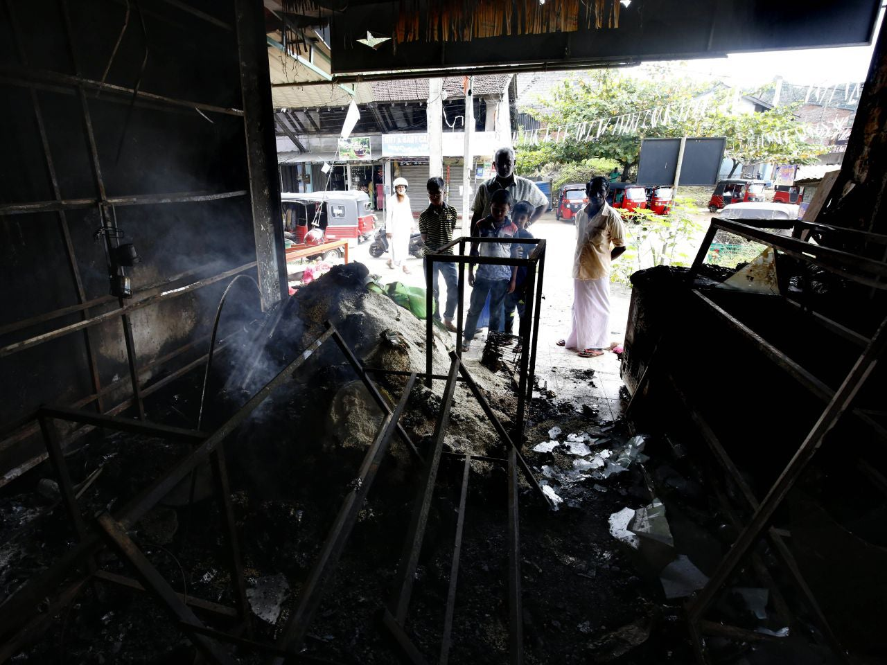 Sri Lanka stands at crossroads amid fears Buddhist-Muslim tensions will erupt in widespread violence