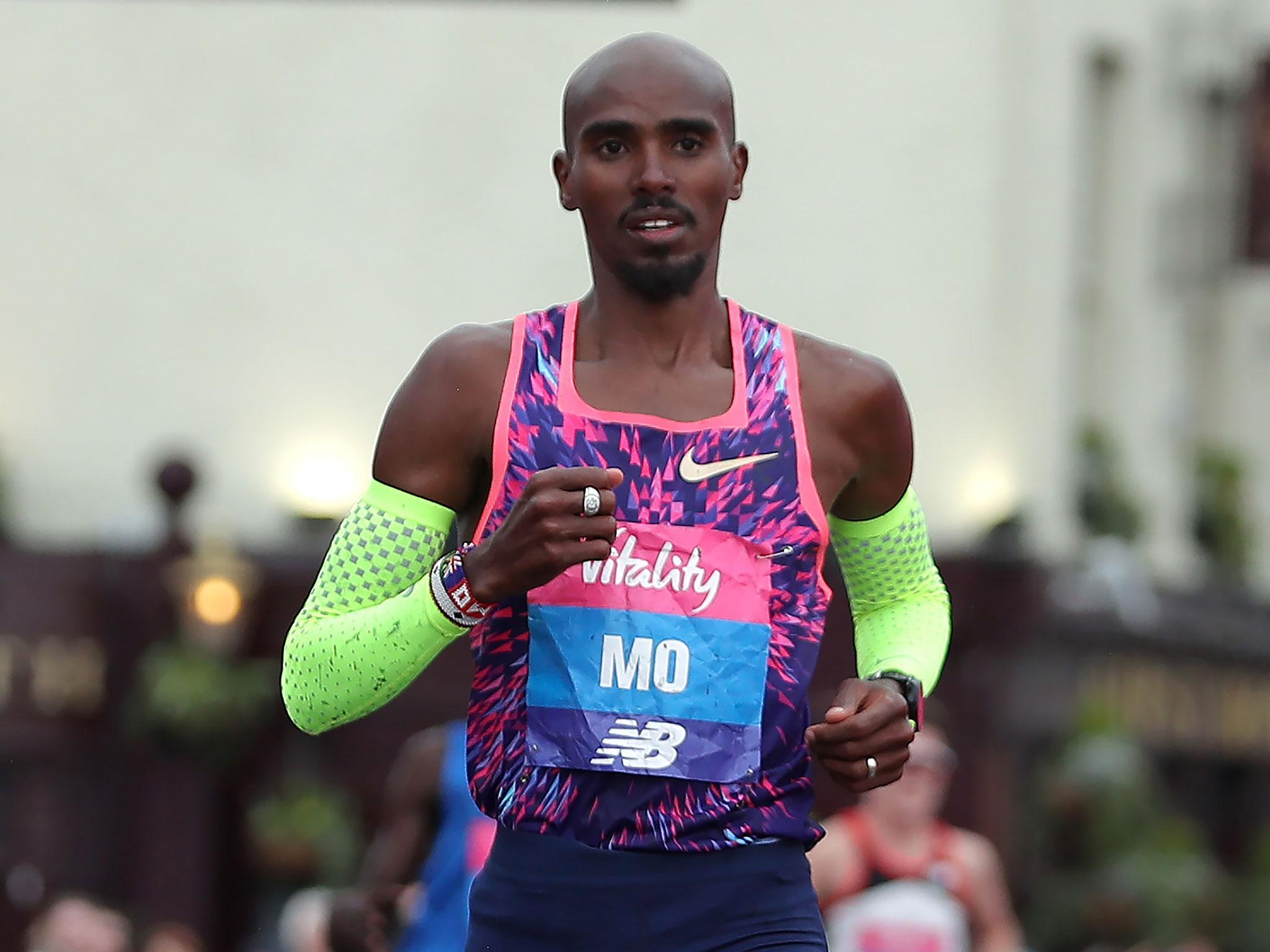 Sir Mo Farah stands by claim that he was racially harassed at Munich airport by German police