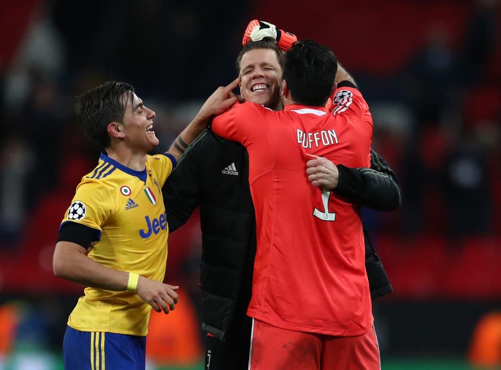 Szczesny admits he still loves Arsenal